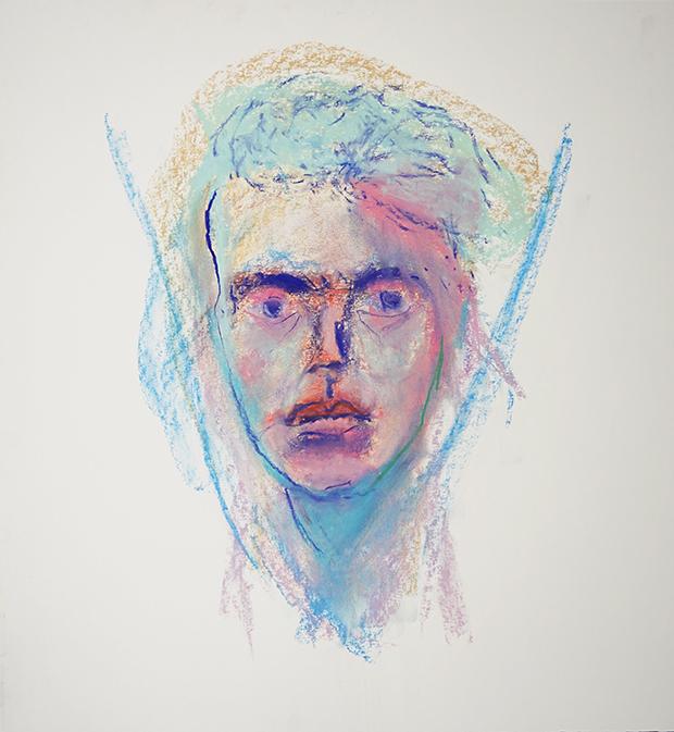D 2020 006 Sold pastel 70x75 3