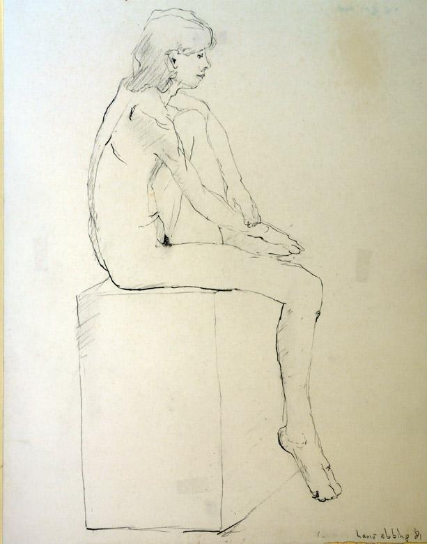 Drawing 1981 21 25x33 1