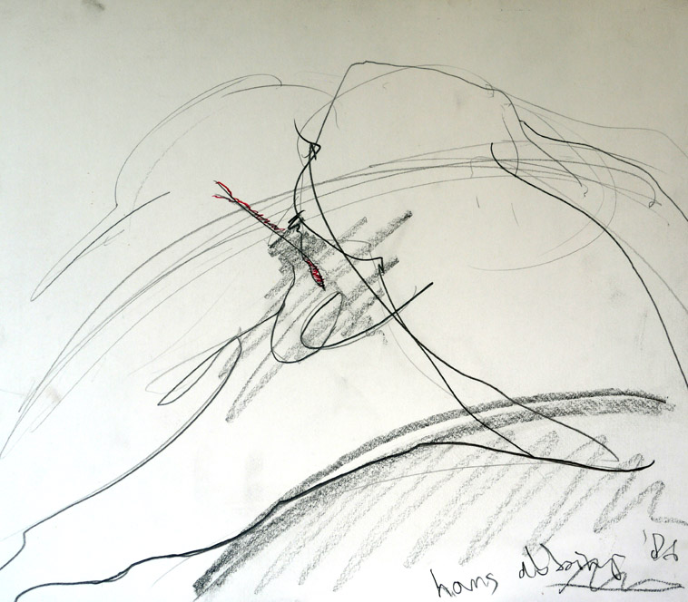 Drawing 1986 100 33x30 1