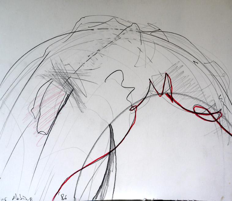 Drawing 1986 121 33x30 1