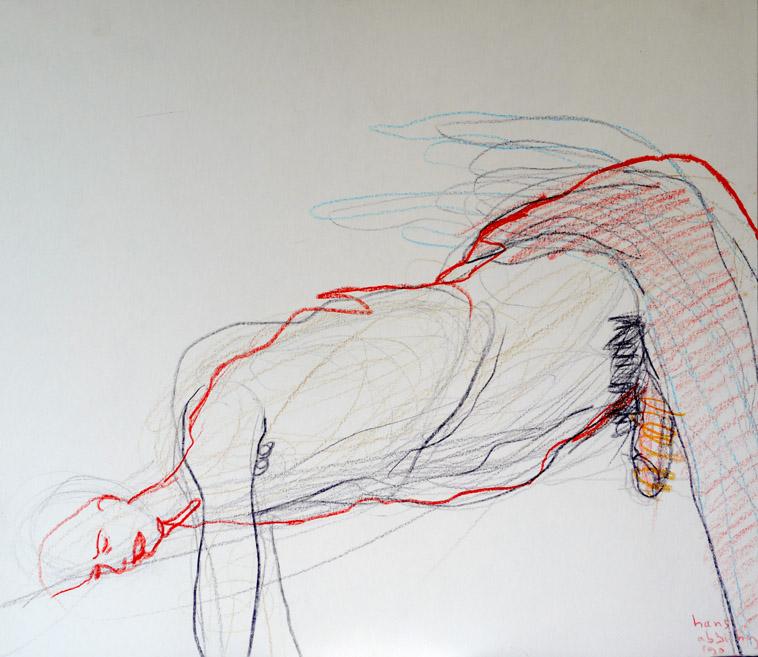 Drawing 1990 38 33x30 1