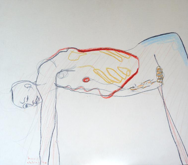 Drawing 1990 39 33x30 1