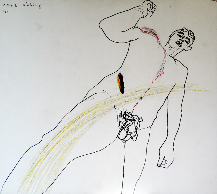 Drawing 1991 62 33x30 1