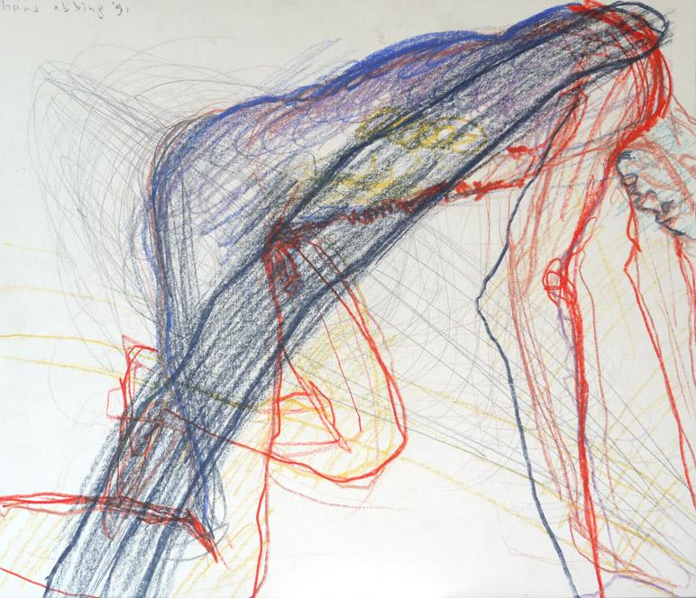Drawing 1991 66 33x30 1