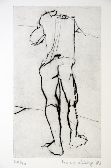 Drypoint a 1982 28