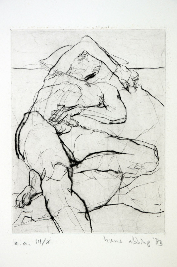 Drypoint a 1983 12