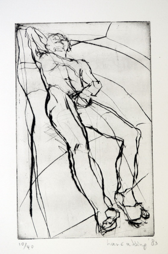 Drypoint a 1983 13