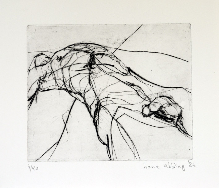 Drypoint a 1986 1