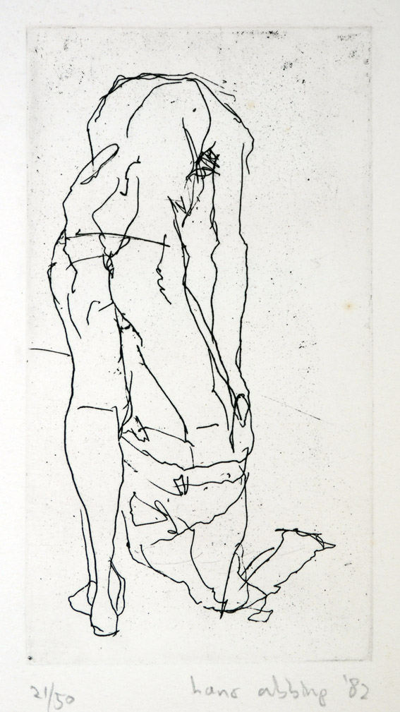 Etching a 1982 8