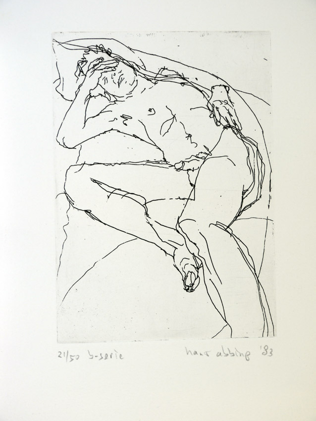Etching a 1983 09