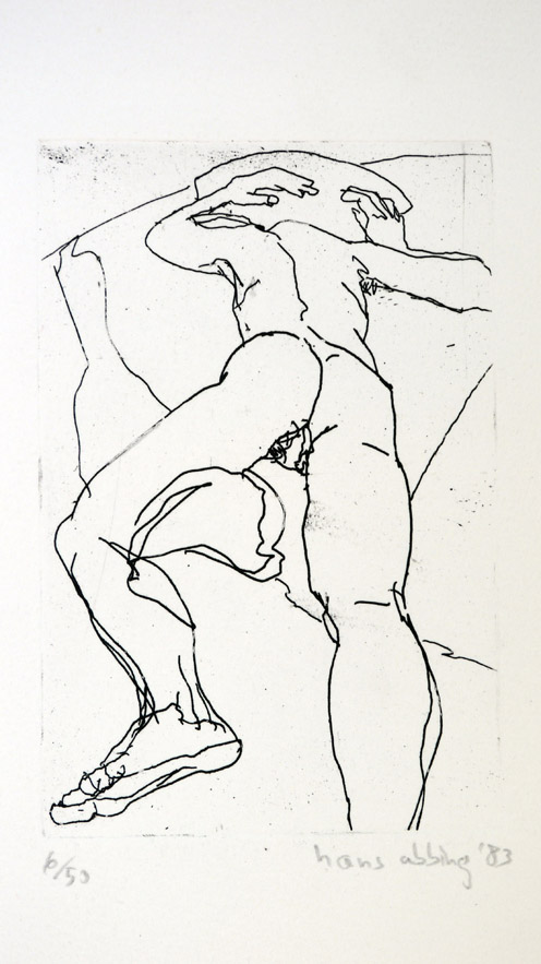 Etching a 1983 8