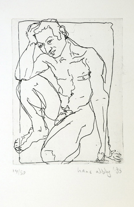 Etching a 1985 3
