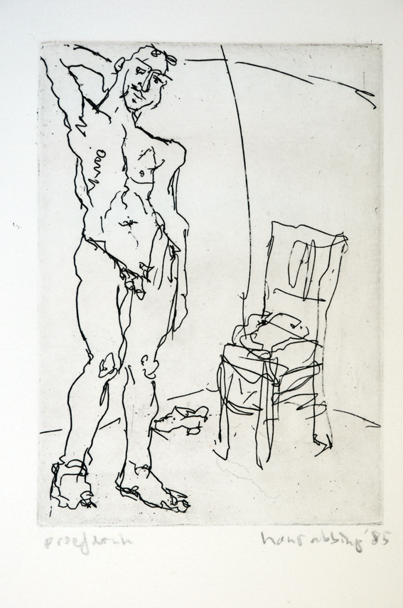 Etching a 1985 36