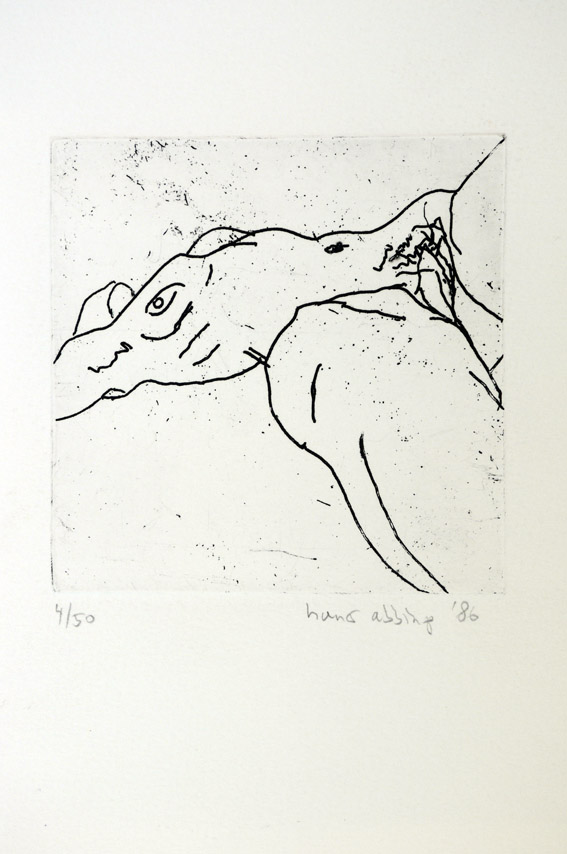 Etching a 1986 1