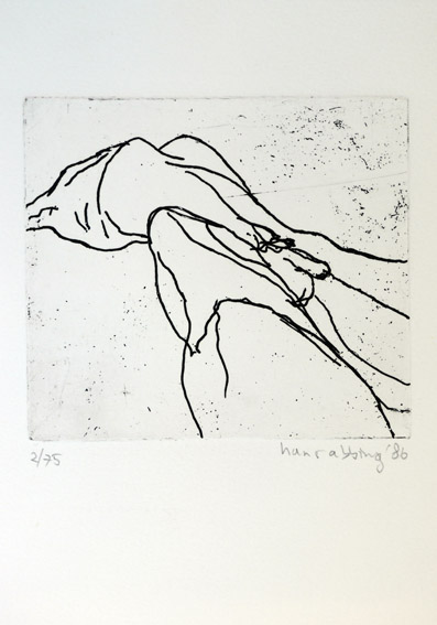 Etching a 1986 3