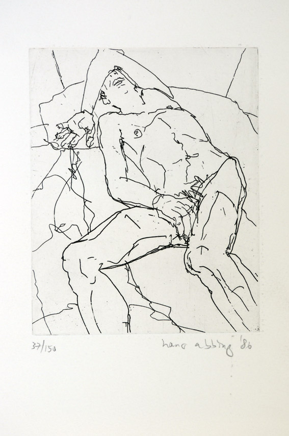 Etching a 1986 6