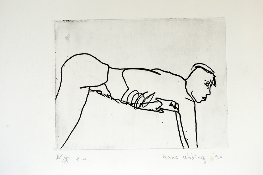 Etching a 1990 10