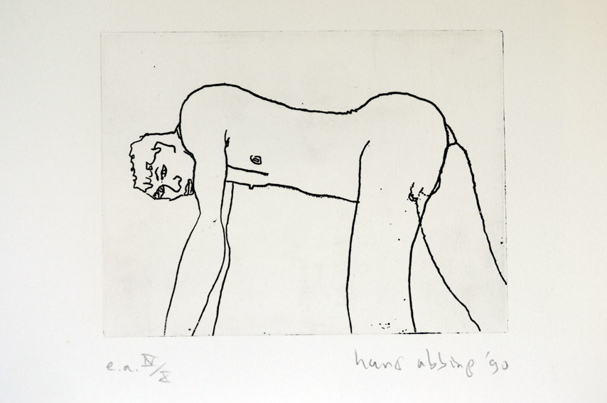Etching a 1990 11