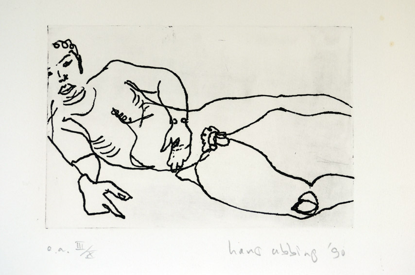 Etching a 1990 12