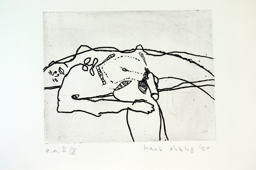 Etching a 1990 5