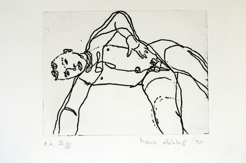 Etching a 1990 9